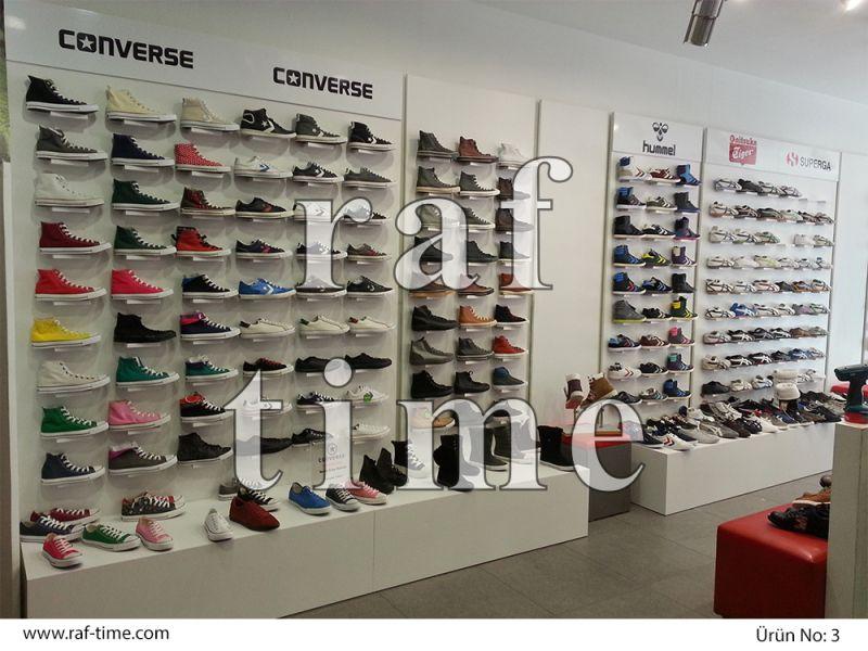 Sports Store Shelves