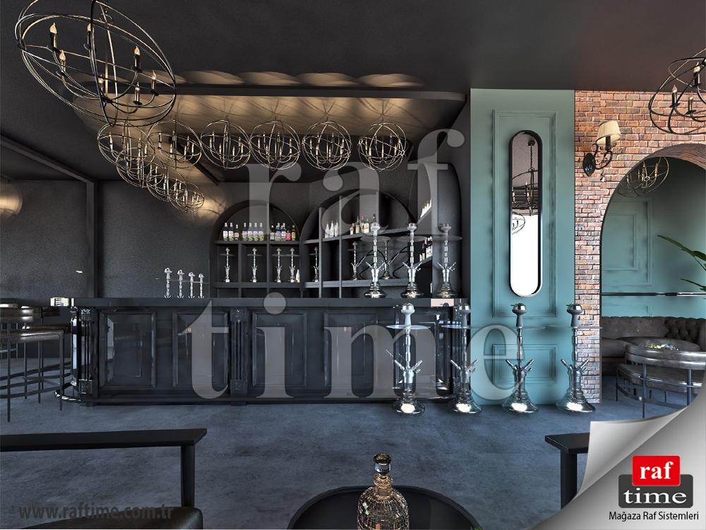 Hookah Cafe Design