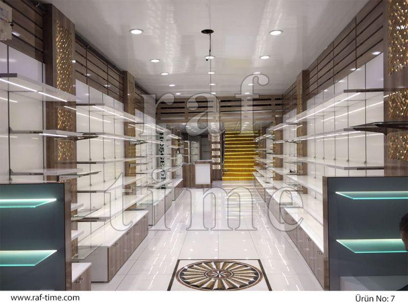 Souvenir Shop Design