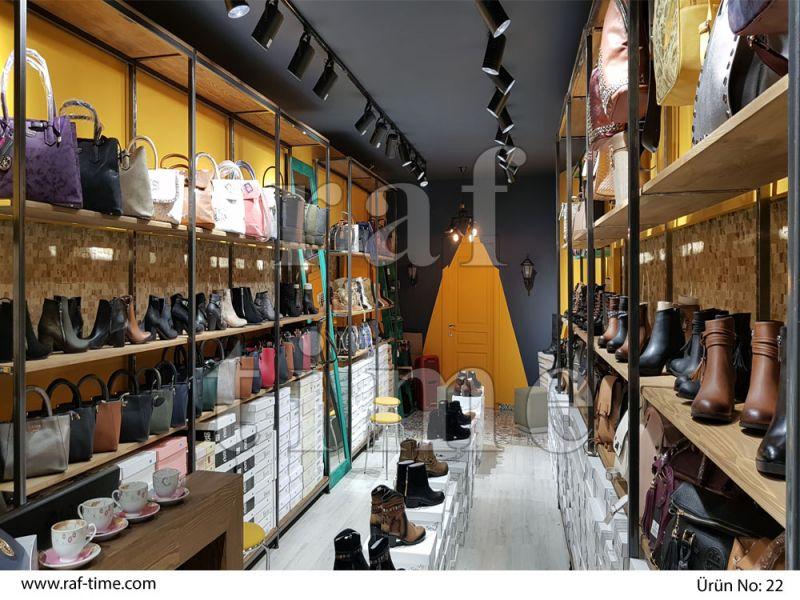 Shoe & Handbag Shop Design