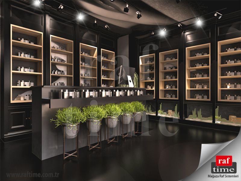 Cosmetics Shop Design