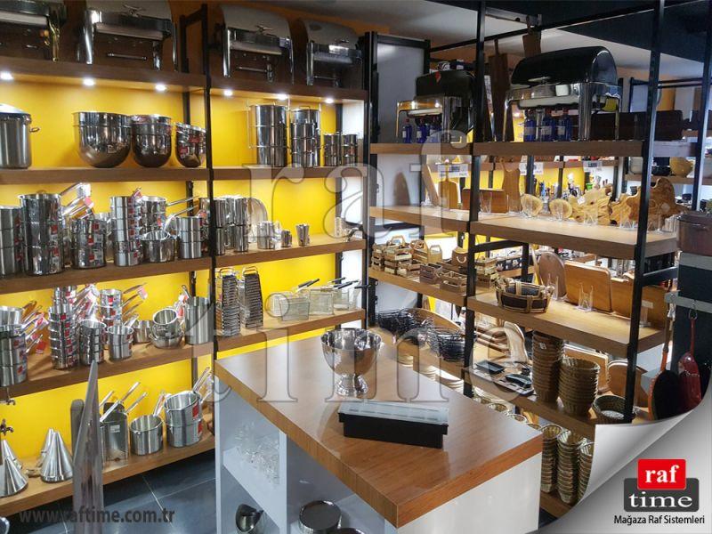 Glassware Shop Design
