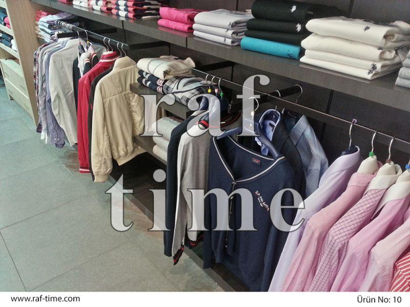Polo Store Shelves