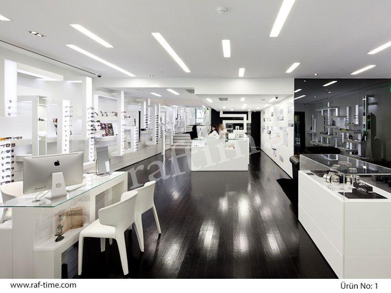 Optical Retail Store Desing